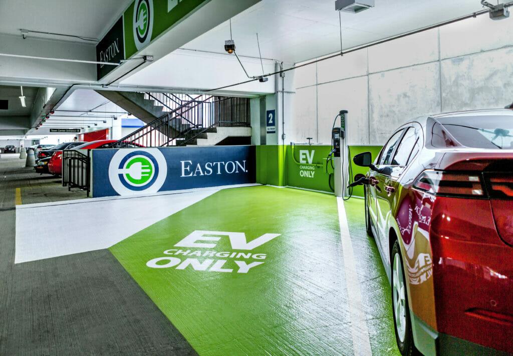 Easton EV Charging