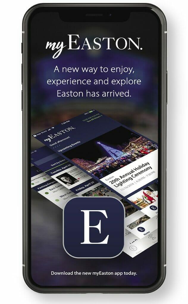 Download the myEaston app