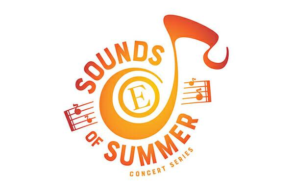 Easton's Sounds of Summer Concert Series logo